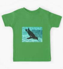 Diving Penguin Kids Clothes