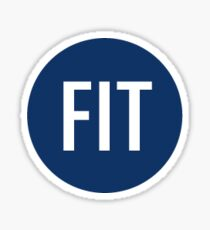 FIT Sticker  Sticker
