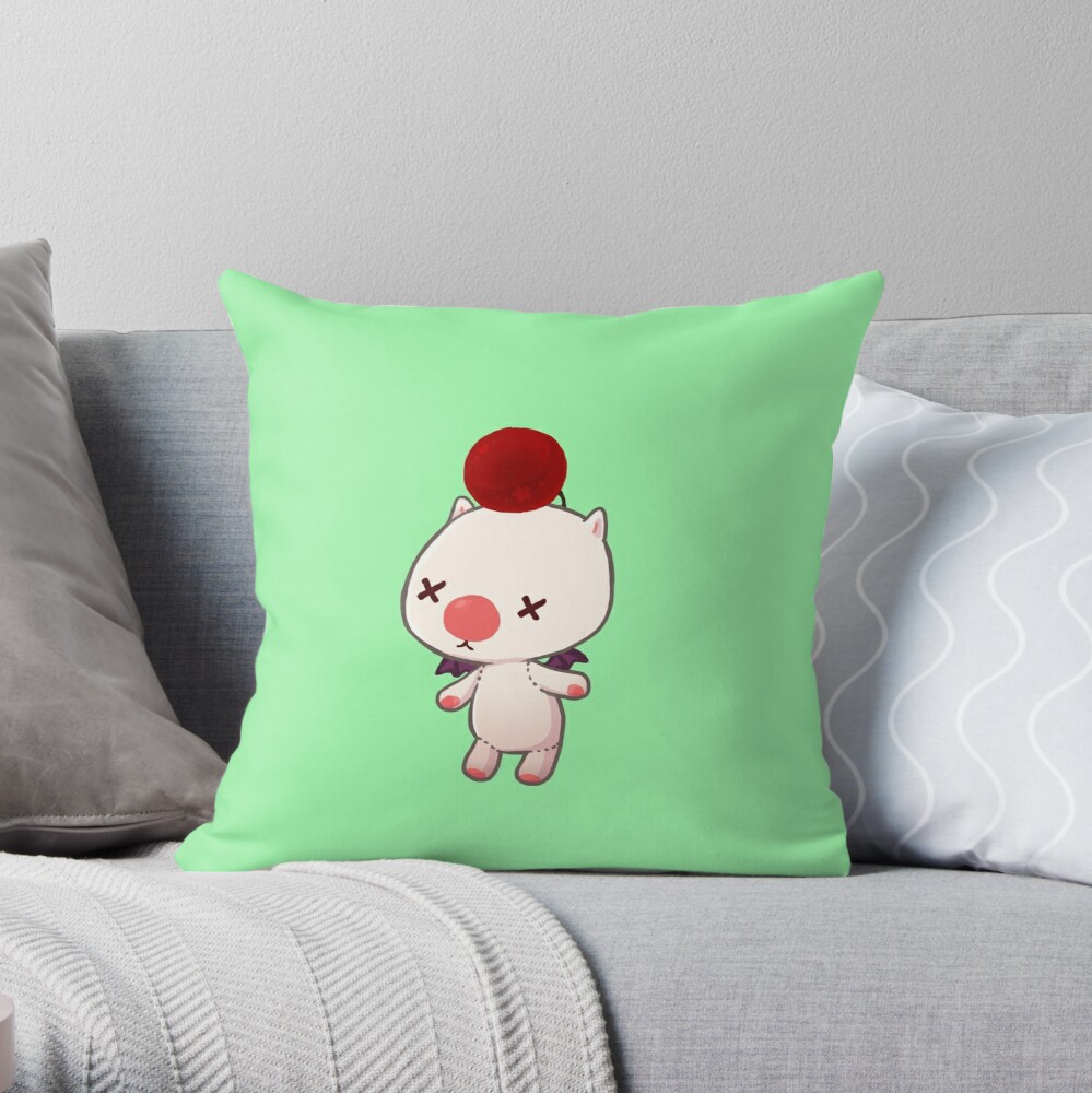 Final Fantasy Desk Pillow Moogle