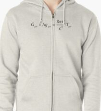 Einstein field equation Zipped Hoodie