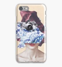 No One Lives Like You #3 iPhone Case/Skin