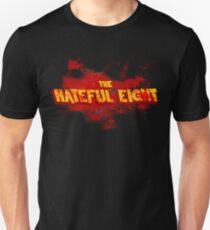 Camiseta ajustada The Hateful Eight | Boodsplatter |