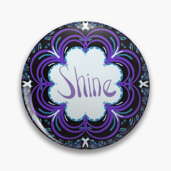 Let yourself shine  Pin