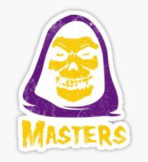 Masters - Misfits Sticker