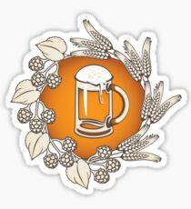 BEER! Sticker