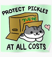 Pickles Protection Squad Poster