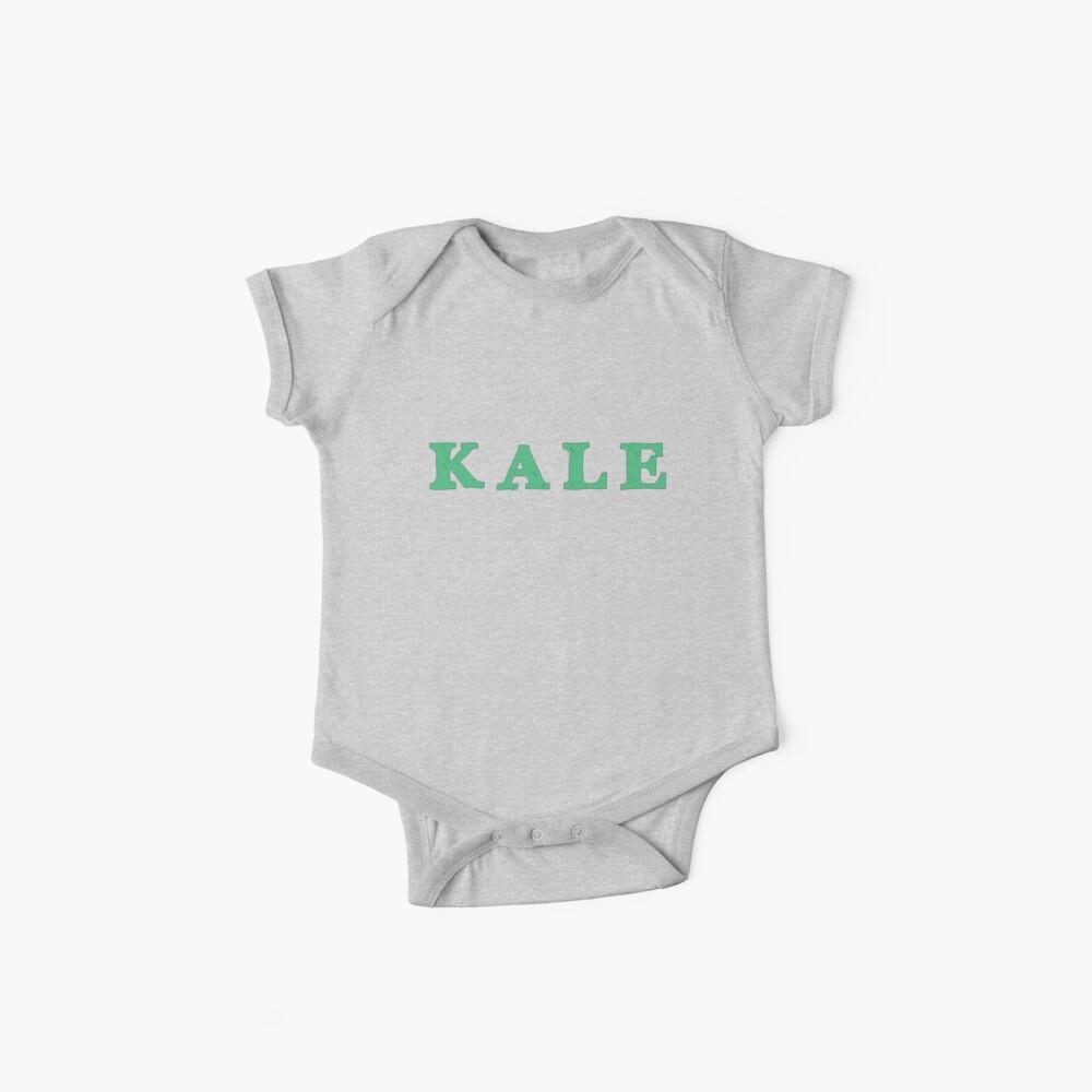 KALE Iconic Gesundes trendiges Essen Baby Bodys