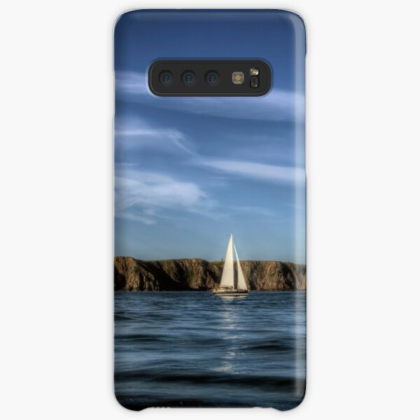 Alderney Sailing 2  Samsung Galaxy Snap Case