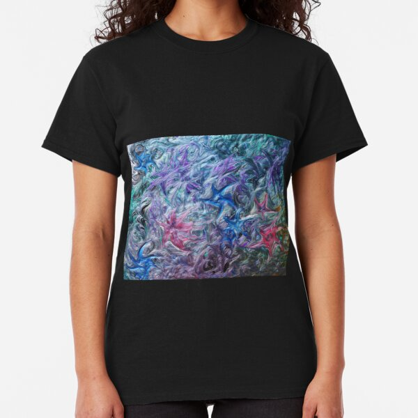Stars at Play in the Sky Classic T-Shirt