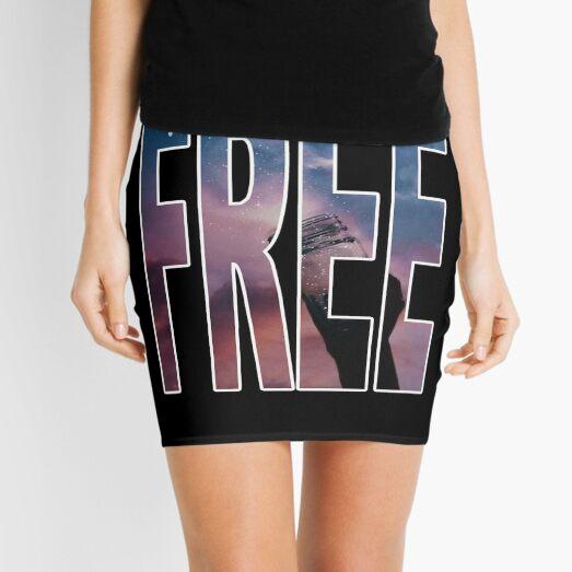 Free Mini Skirt