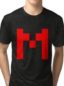 Markiplier logo Tri-blend T-Shirt