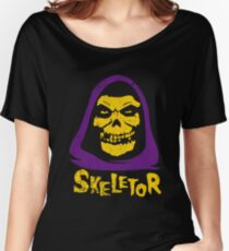 Skeletor - Misfits Women's Relaxed Fit T-Shirt