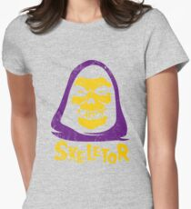 Skeletor - Misfits Womens Fitted T-Shirt