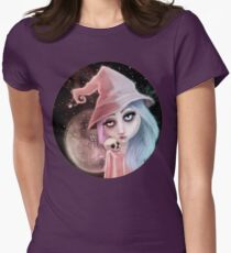 Astro Charmer Womens Fitted T-Shirt