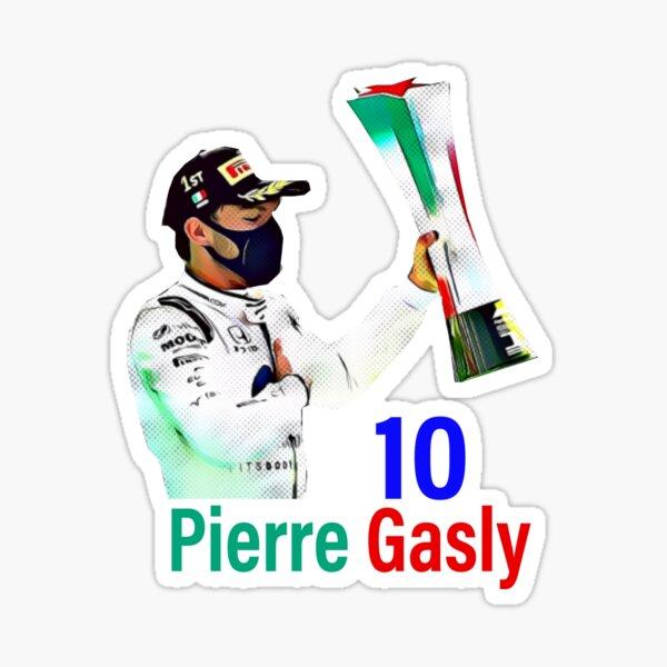 Pierre Gasly Sticker