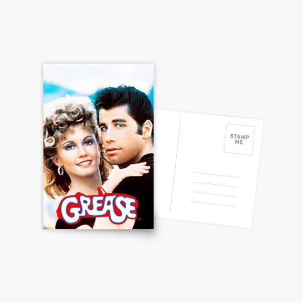 Grease Postcard