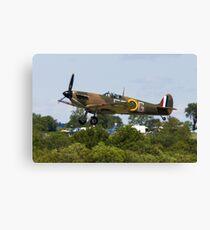Spitfire Mk II Canvas Print