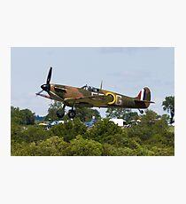 Spitfire Mk II Photographic Print