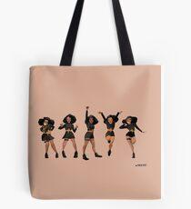 Black, Proud, & Carefree Tote Bag