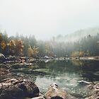 Lake serenity landscape photography by regnumsaturni