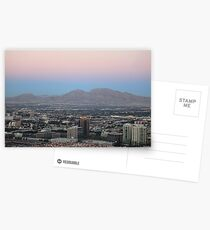 Las Vegas Postcards