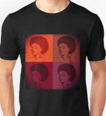 Black Female Pride  Unisex T-Shirt