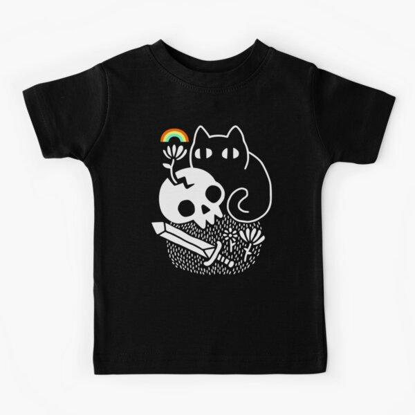 Cat & Stuff Kids T-Shirt