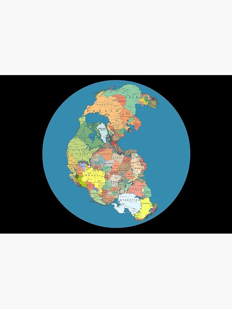 National Pangea by DrTigrou