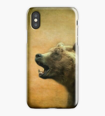 The Call of the Bear - iPhone Case iPhone Case/Skin