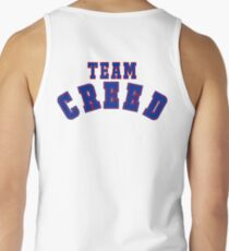 Team CREED Tank Top