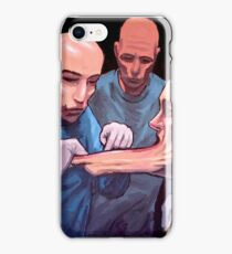 Oppression at the Dentist iPhone Case/Skin