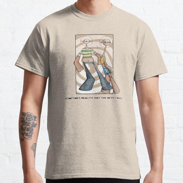 "Drew Phillips - ""REALITY"" Artwork Apparel  Classic T-Shirt"