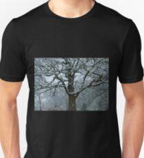 Snowy Trees Unisex T-Shirt