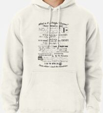 The Office: Dwight's Perfect Crime Pullover Hoodie