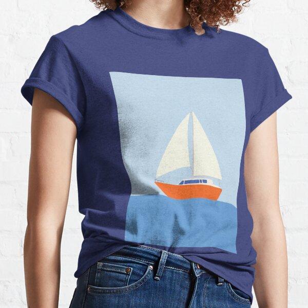Sailing boat Classic T-Shirt