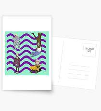 Total Recarl Postcards