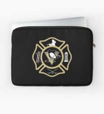 Pittsburgh Fire - Penguins style Laptop Sleeve