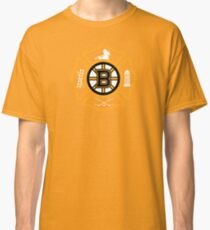Boston Fire - Bruins style Classic T-Shirt