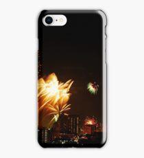 Bangkok fireworks iPhone Case/Skin