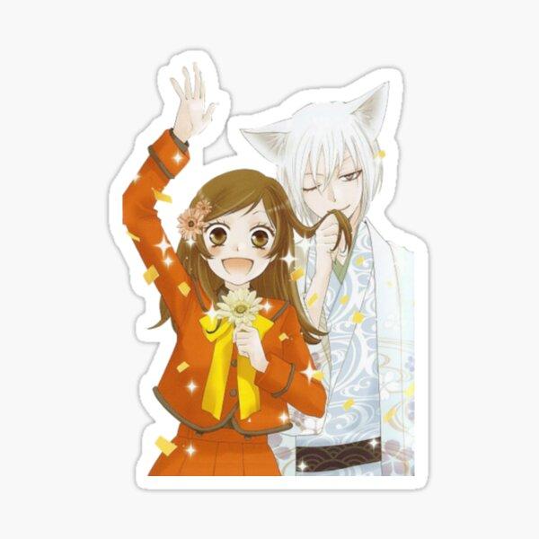 kamisama kiss tomoe couple animes Sticker