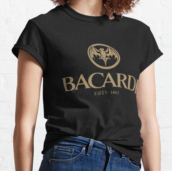 Bacardi estd. 1862 Camiseta clásica