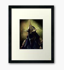 Witch-King (Happy Valentine's Day!) Framed Print
