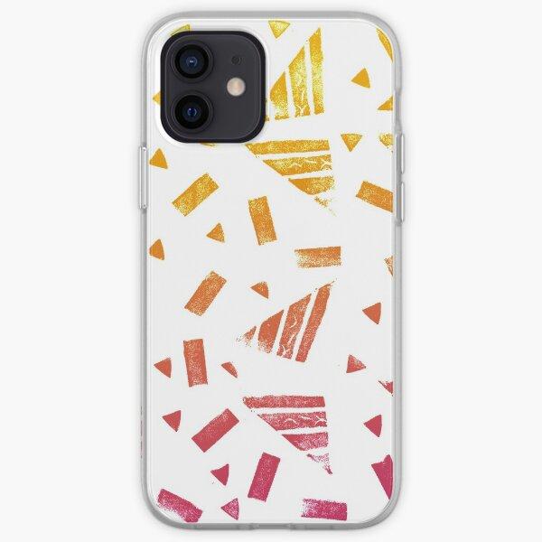 TriAngles 1 iPhone Soft Case