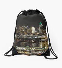 Cincinnati from Devou Drawstring Bag