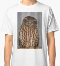 Let Sleeping Owls Roost. Classic T-Shirt