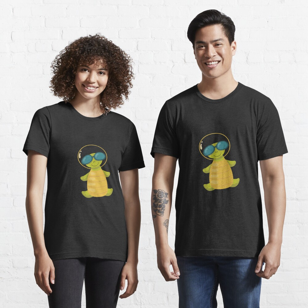 space turtle Essential T-Shirt