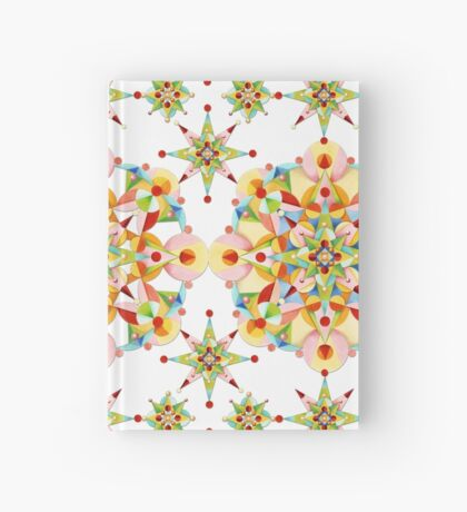 Sparkly Carousel Confetti Hardcover Journal
