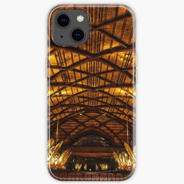 Animal Kingdom Lodge High Dynamic Range iPhone Soft Case