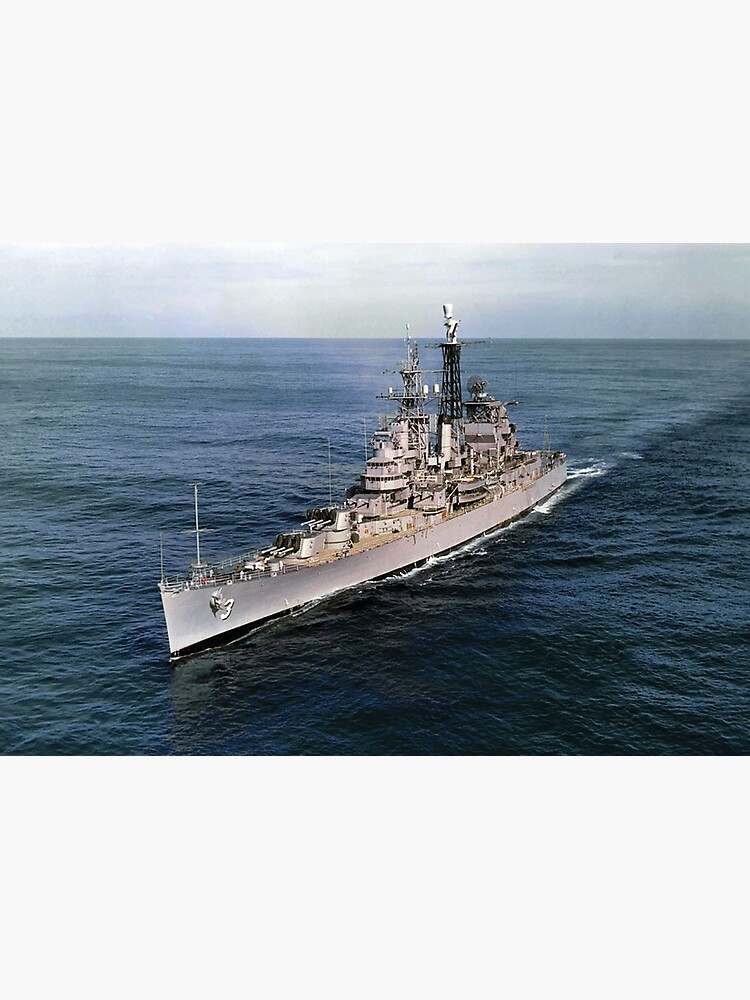 USS GALVESTON (CLG-3) SHIP'S STORE by militarygifts