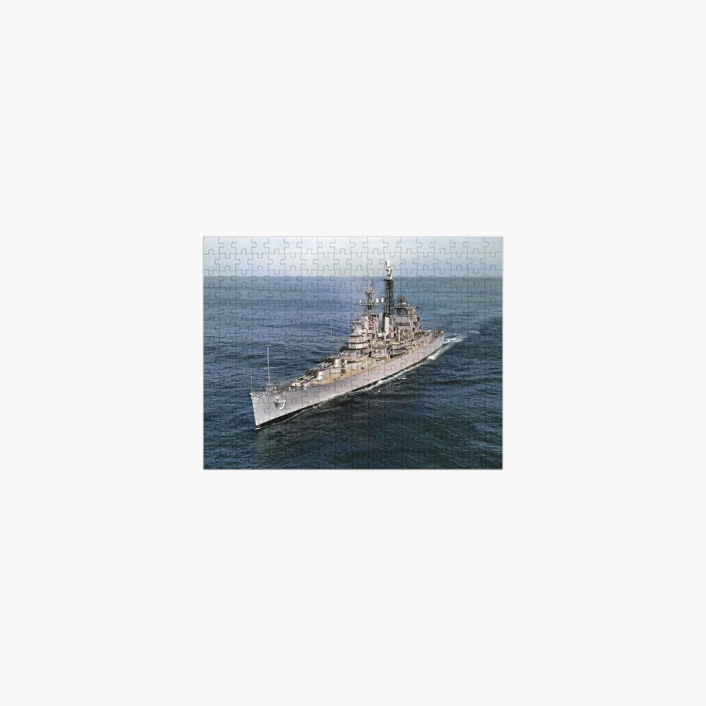 USS GALVESTON (CLG-3) SHIP'S STORE Jigsaw Puzzle